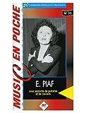Piaf (music en poche n° 22) - Hit Diffusion