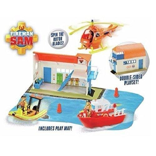 Fireman Sam Rescue Out At Sea Playset
