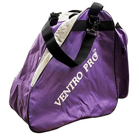 Ventro Pro VA37 Skate Bag (Purple, Large)