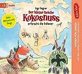 Alles klar! Der kleine Drache Kokosnuss erforscht: Die Indianer (Drache-Kokosnuss-Sachbuchreihe, Band 2) -