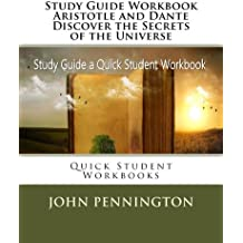 Study Guide Workbook Aristotle and Dante Discover the Secrets of the Universe: Quick Student Workbooks
