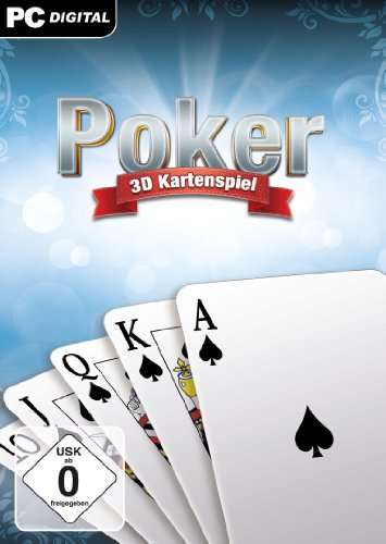 Poker 3D Kartenspiel