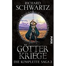 Götterkriege: Die komplette Saga 2 (Die Götterkriege)