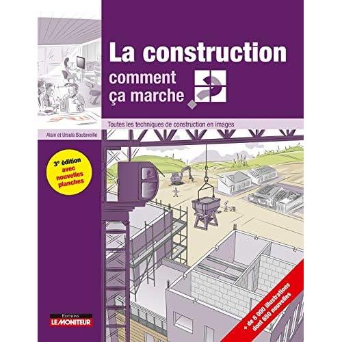 La construction comment ça marche?: Toutes les techniques de construction en images