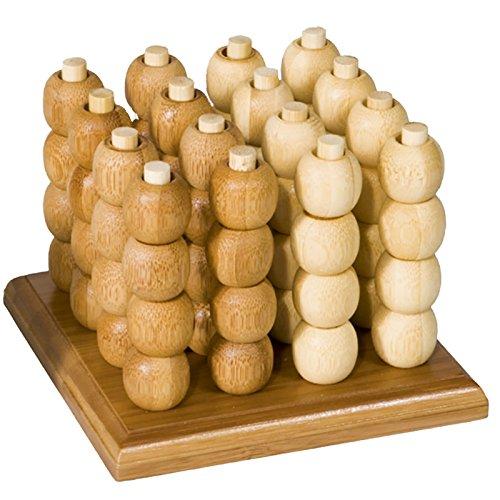 Preisvergleich Produktbild Gra Kolko i Krzyzyk Przestrzenne duza bambusowa 17648