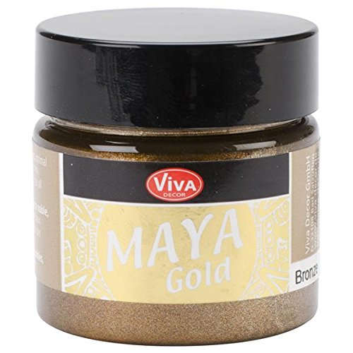 NEU Viva Decor Maya Gold 45 ml, Bronze