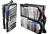 Level Up - Meuble tour de rangement DVD , Blu-ray, Xbox , Playstation