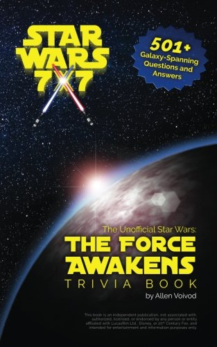 The Unofficial Star Wars: The Force Awakens Trivia Book