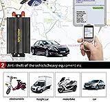 Multifunctional GPS Tracking Device Vehicle Tracking System