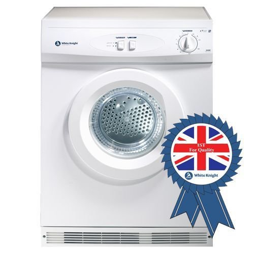 White Knight C44AW Tumble Dryer