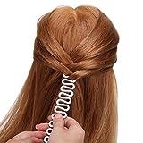 Xiton 1 pc Accessoires de Coiffure d'Outils de Coiffure Cheveux Coiffure Stylisée Accessoire Cheveux Filles Tresse Outil à Cheveux Accessoires Twist Tresse Tressage Outil