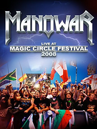 Manowar - Live At Magic Circle Festival 2008 Cover