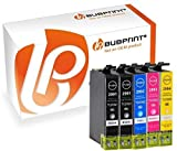 Bubprint 5 Druckerpatronen kompatibel für Epson T2991 - T2994 29XL für Expression Home XP-235 XP-245 XP-247 XP-332 XP-335 XP-342 XP-345 XP-432 XP-435