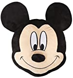 Character World Besticktes Kissen in Form von Mickey Mouse
