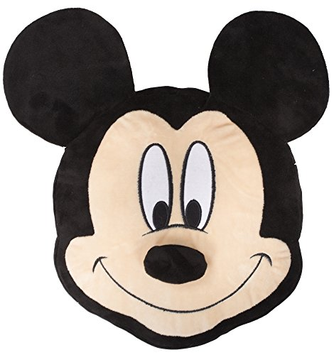 Character world Disney Mickey Mouse Kissen, bestickt, Nosey