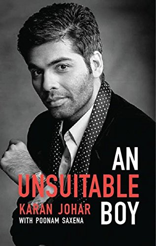 An Unsuitable Boy (English, Hardcover, Karan Johar, Poonam Saxena)