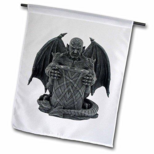 _ 5,1cm Halloween Scary Gargoyle