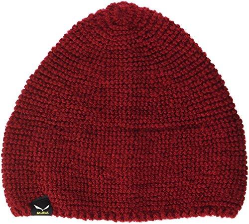 Salewa Kinder SARNER Wool Beanie Mütze, Cornell, 58 Wool Beanie Herren