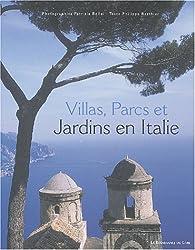 Villas parcs et jardins d'Italie