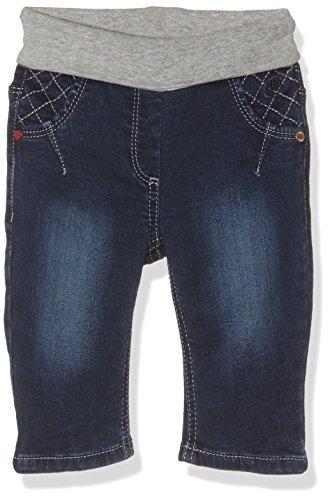 s.Oliver Unisex Baby Jeanshose 65.610.71.2217, Blau (Blue Aop 57Z2), 74