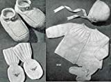 Tricot pour bébé-Baby Knitting Patterns...