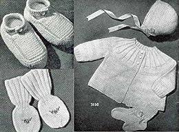 Stricken für Baby-Baby stricken Muster