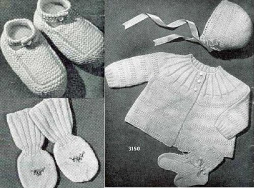 Knitting For Baby Baby Knitting Patterns Ebook Unknown Amazon