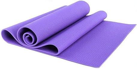 Quick Shel QS-N187004 Yoga Mat, 4mm (Purple)