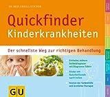 Quickfinder Kinderkrankheiten (GU Quickfinder Partnerschaft & Familie)