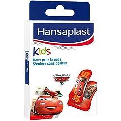 Hansaplast Set de 16 Pansements Cars Disney