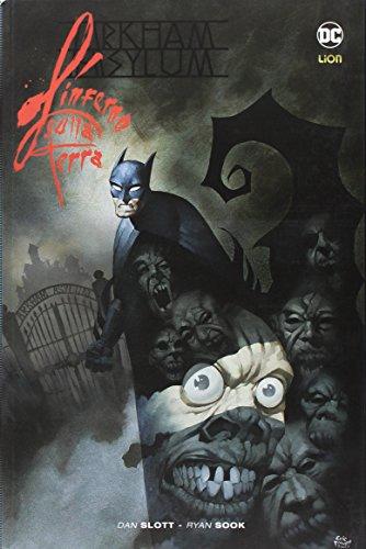 L'inferno sulla Terra. Arkham Asylum. Batman