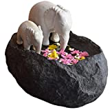 #4: Greymode Yaanai Uruli - A traditional designed Faux Stone Decorative