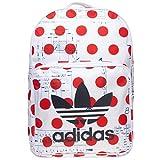 Adidas BP CLAS Dots Mochila, Unisex Adulto, Blanco (narfue), NS