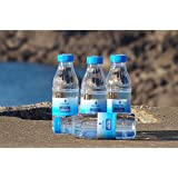 Eau de Mer hypertonique filtrée (procédé Eau de Quinton) | 1 bouteille de 500ml | Odemer