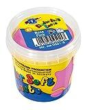 Feuchtmann Spielwaren 628.0501-5 Kinder Soft Knete, Lufttrocknende Modelliermasse 150 g rosa