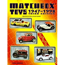 Matchbox Toys, 1947 to 1998: Identification and Value Guide