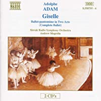 Adam: Giselle (Complete Ballet)