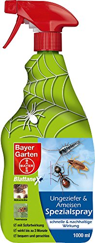 Bayer 79644736 Garten Spezial Pumpspray, 1000 ml