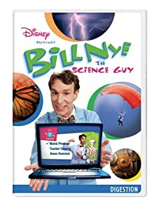 Bill Nye the Science Guy: Digestion [DVD] [1993] [Region 1] [US Import] [NTSC]
