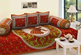 #4: RajasthaniKart Traditional 6 Piece Diwan e-Khas - 100%Cotton