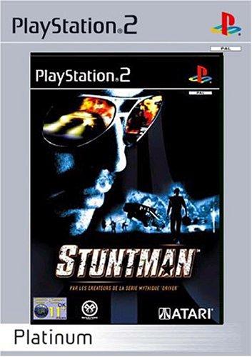 Stuntman Platin (PS2) von Atari