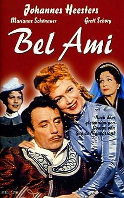 Bel Ami [VHS]