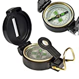 Best Hiking Compass - Jm 3-in-1 Military Hiking Camping Lens Lensatic Magnetic Review