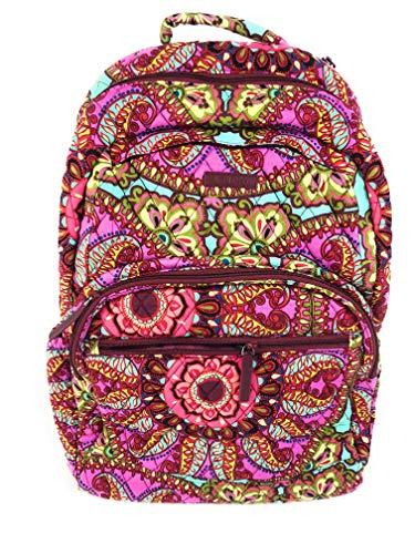 Vera Bradley Essential Large Backpack Cotton Resort Medallion Vera Bradley Medallion