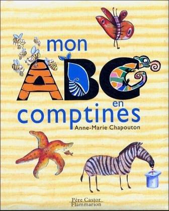 Mon ABC en comptines