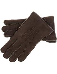 Lierys George Leder Herrenhandschuhe für Herren Lederhandschuh Herrenhandschuh Winterhandschuh mit Futter Herbst Winter