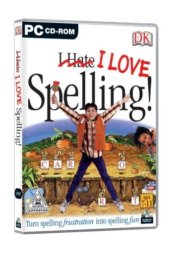 I Love Spelling! Test