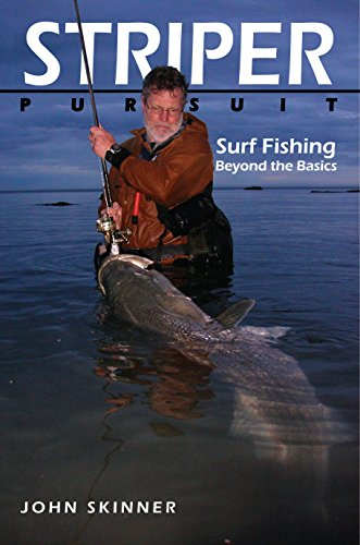 Striper Pursuit: Surf Fishing Beyond the Basics (English Edition) -