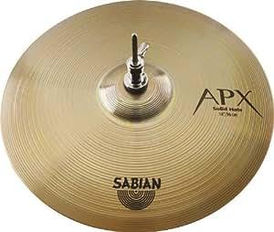 sabian apx 14 solid hi hats cymbale charleston instruments de musique. Black Bedroom Furniture Sets. Home Design Ideas
