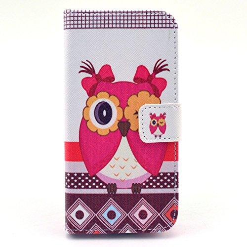 Moniee-Schutzhlle-mit-Standfunktion-fr-Samsung-Galaxy-S5-Mini-Hlle-PU-silikon-Strass-Leder-Ledertasche-Tasche-Schutz-Hlle-Schale-Etui-Protective-Case-Cover-Standfunktion-mit-Karten-Slot-Fr-Samsung-Gal